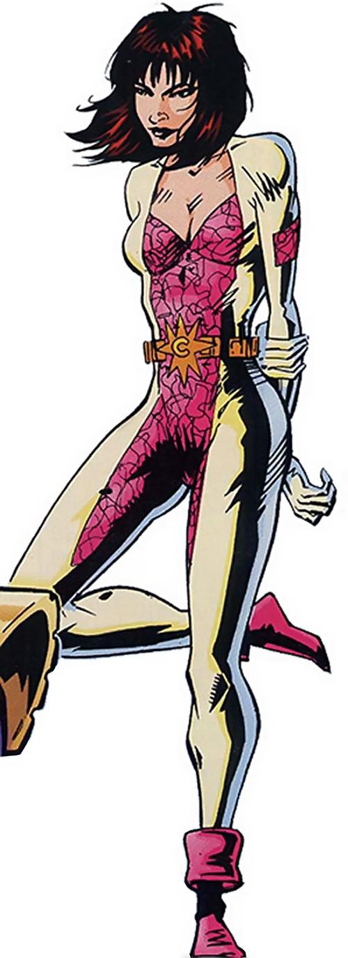 Choice (Hardcase ally) (Ultraverse comics)