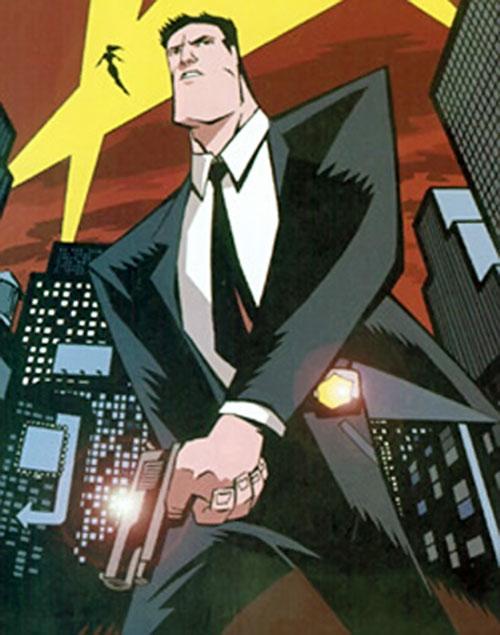 Christian Walker (Powers Comics)