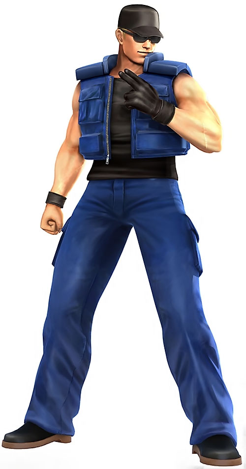 Clark Still (King of Fighters video games)