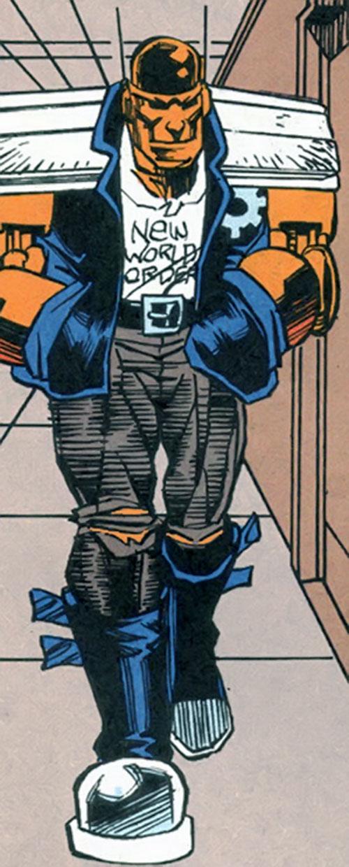 Cliff Steele of the Doom Patrol (DC Comics)