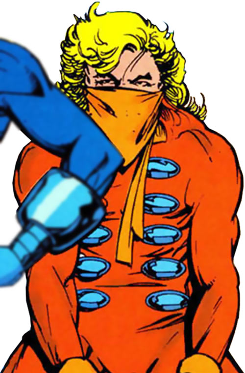 Cluemaster (DC Comics) (Giffen Justice League years)