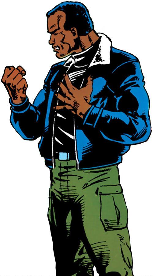 Clyde Rawlins (Robin character) (DC Comics)
