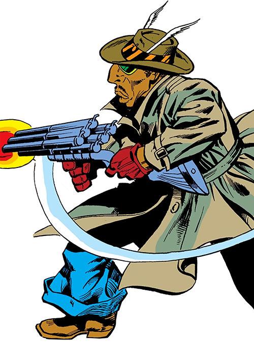Cockroach Hamilton (Marvel Comics) (Luke Cage enemy)