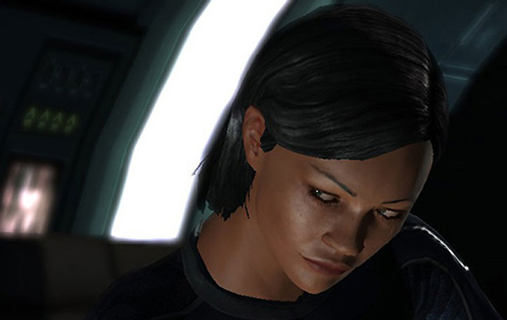Commander Shepard is listening
