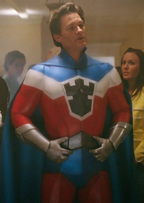 Commander Stronghold (Kurt Russell in Sky High)