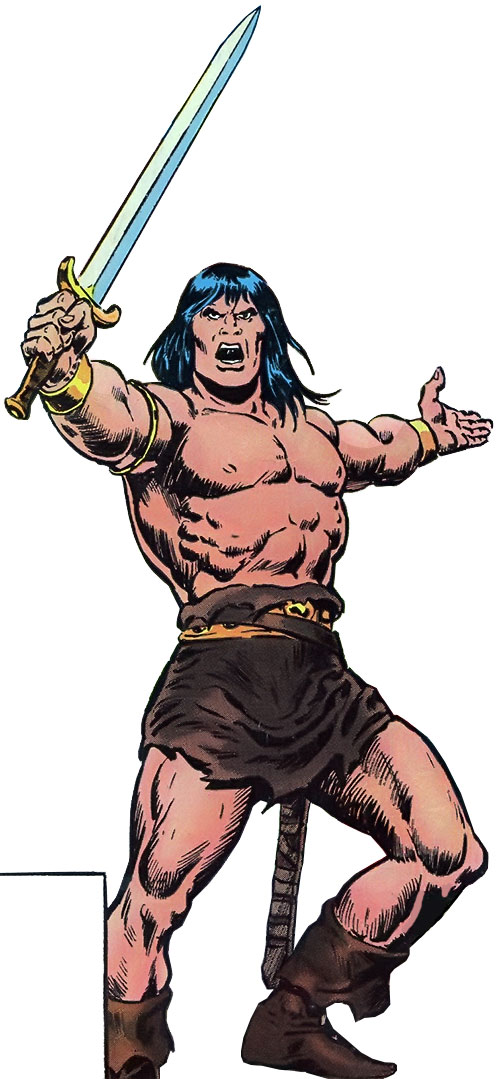 Conan the Barbarian (Marvel Comics version)