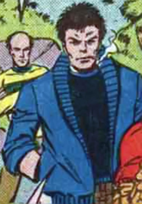 Concussion from Russia (Marvel Comics)