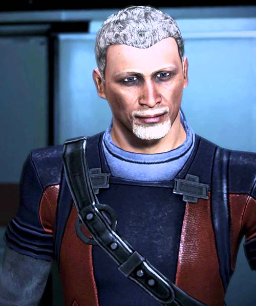 Conrad Verner (Mass Effect 3)