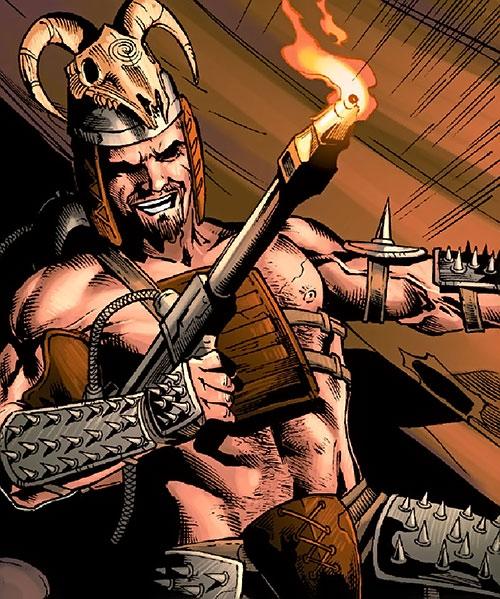Cook-Cook (Fallout: New Vegas) comic book art
