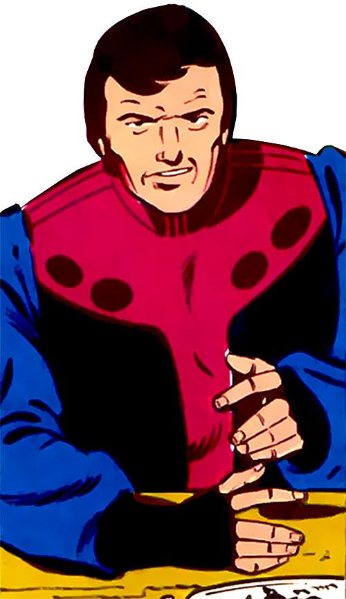 Cosmic King of the Legion of Super-Villains (DC Comics) portrait