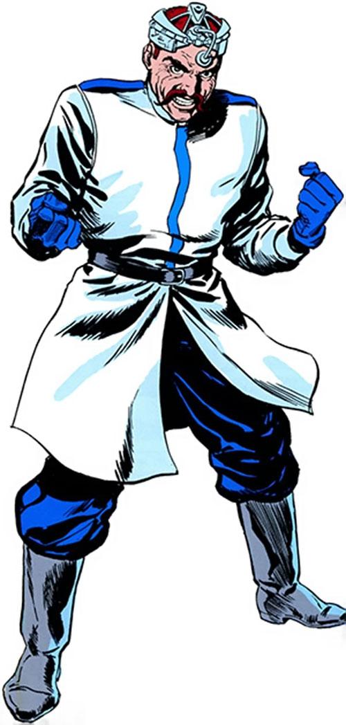 Cossack (Daredevil enemy) (Marvel Comics)