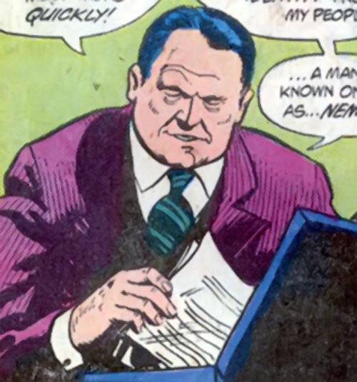 Council (Nemesis enemies) (DC Comics) Kingston