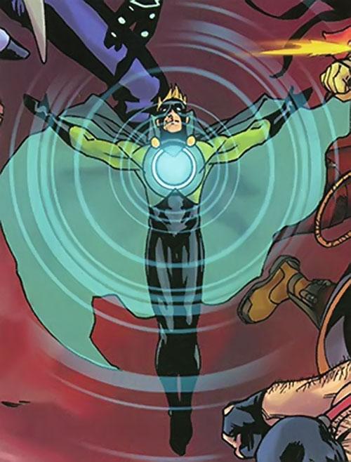 Count Vertigo (Suicide Squad member) (DC Comics) making waves