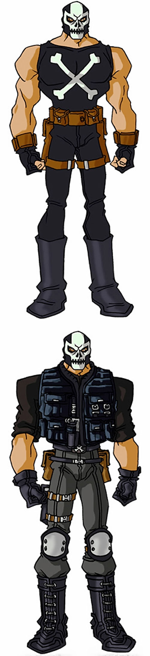 Crossbones (Marvel Comics) (Captain America enemy) by RonnieThunderbolts