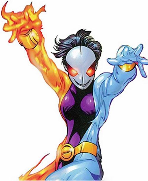 Crux of Cerebro's X-Men (Marvel Comics)
