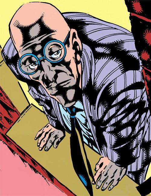 Cypher (Batman and Robin enemy) (DC Comics)