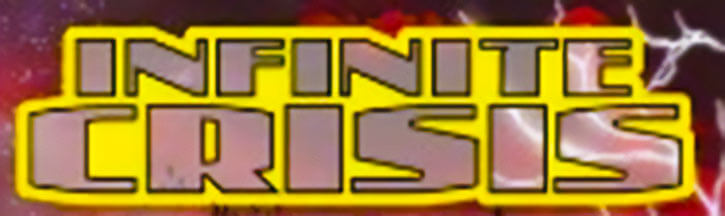DC Comics Infinite Crisis logo