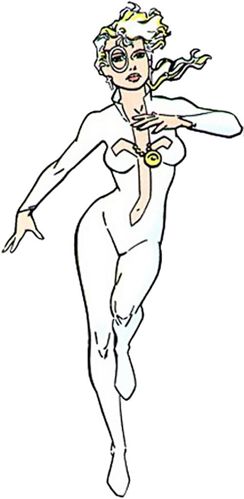 Dagger (Tandy Bowen) (Marvel Comics)