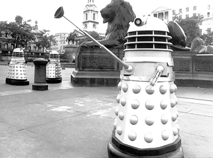 Vintage Daleks in London