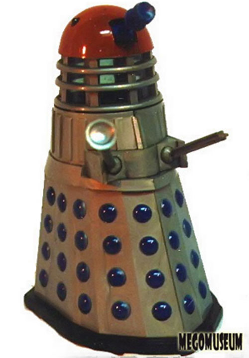 Classic Dalek (Doctor Who) from Megomuseum