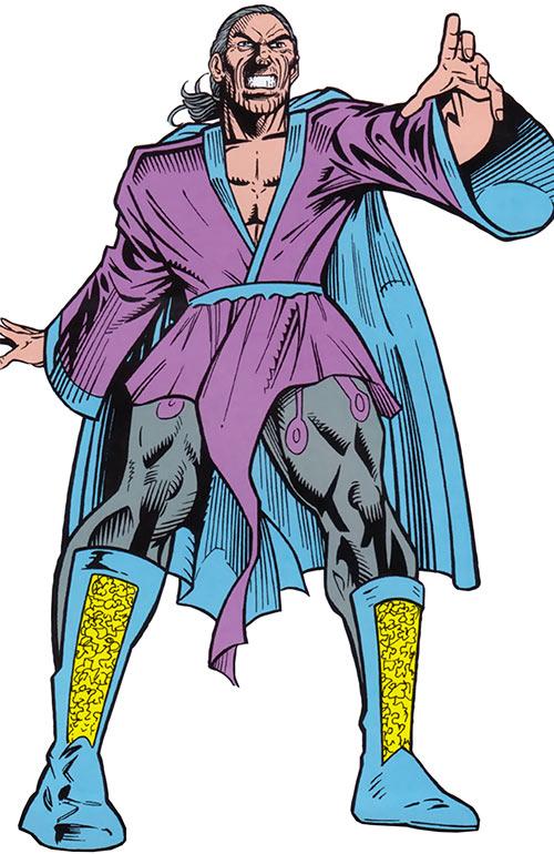 Indestructible Man (Damon Dran) (Marvel Comics)
