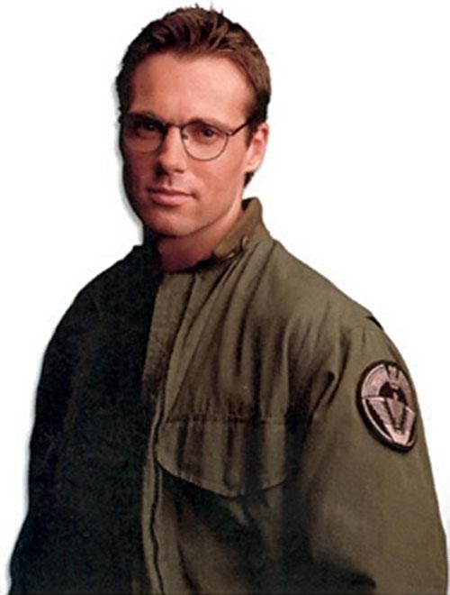 Dr. Daniel Jackson (Michael Shanks in Stargate)