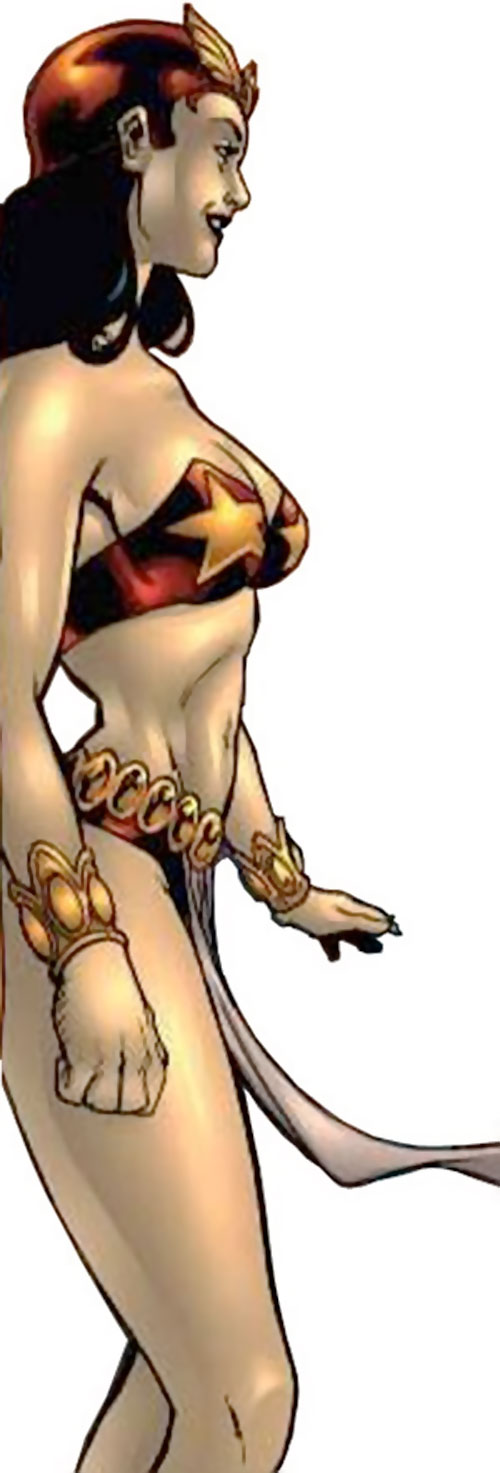 Darna side view (Darna comics)