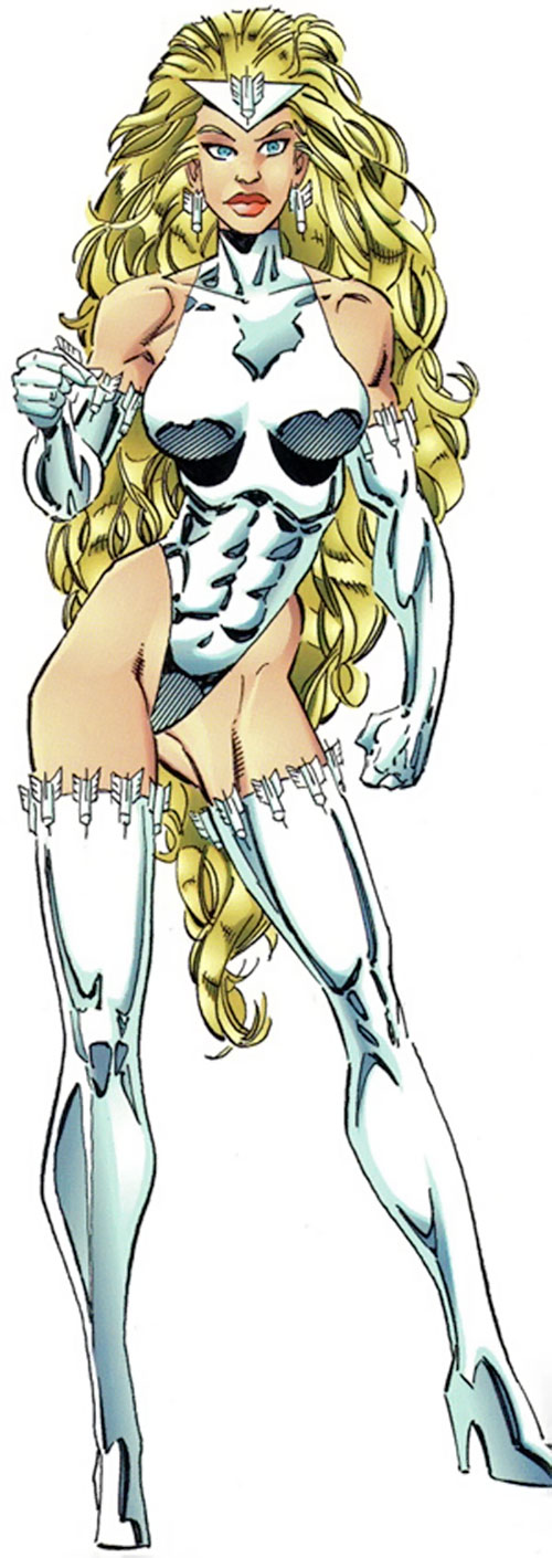 Dart of Freak Force (Savage Dragon Comics)