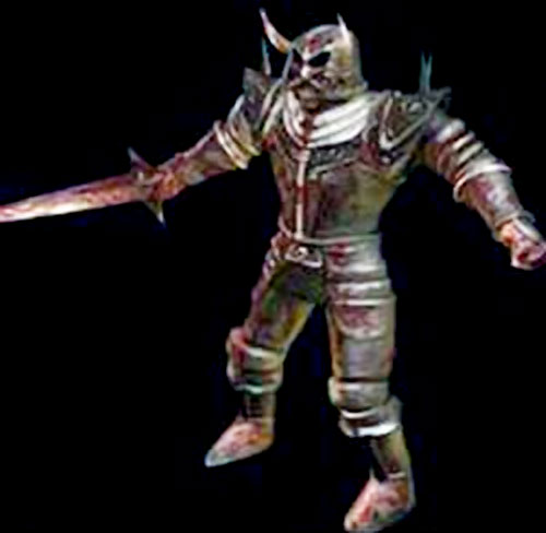 Quake death knight improved model