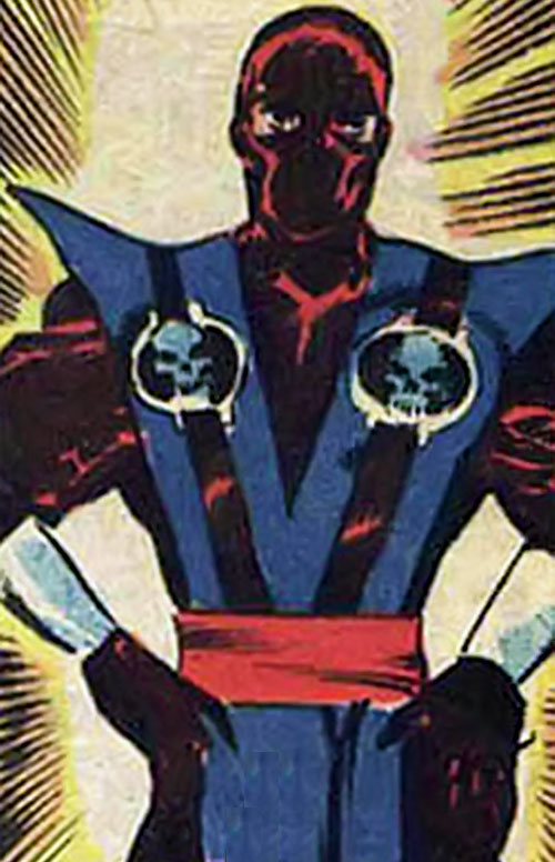 Death-Stroke the Terminator (Marvel Comics) (Spider-Woman enemy)