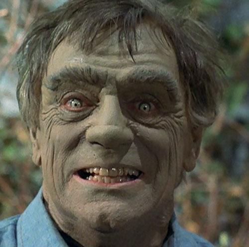 Frye's Creature (Incredible Hulk TV series enemy) gamma transformation 2/3