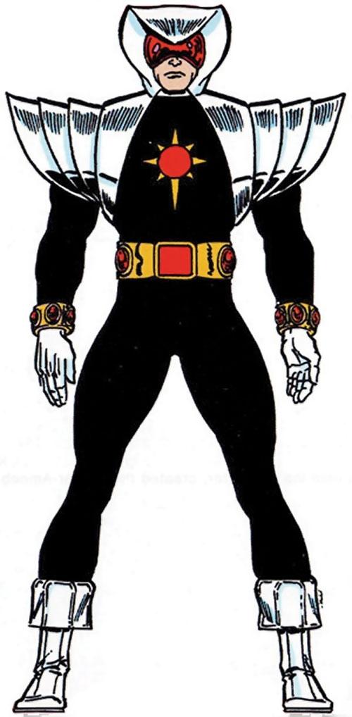 Devastator (Russian Power Armor) (Rom space knight) (Marvel Comics) black and silver version master edition handbook