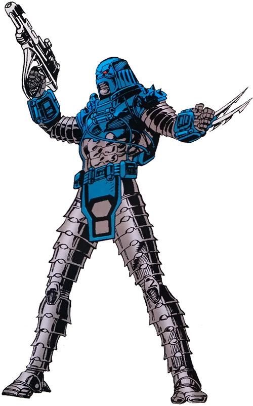 Devos the Devastator (Marvel Comics)