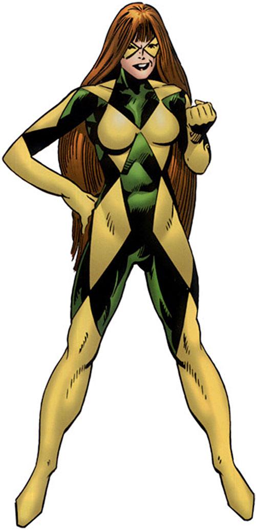 Diamond Lil (Alpha Flight) (Marvel Comics)