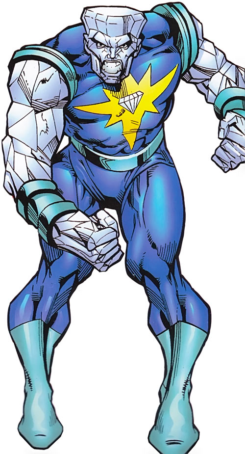 Diamondhead (Nova enemy) (Marvel Comics)