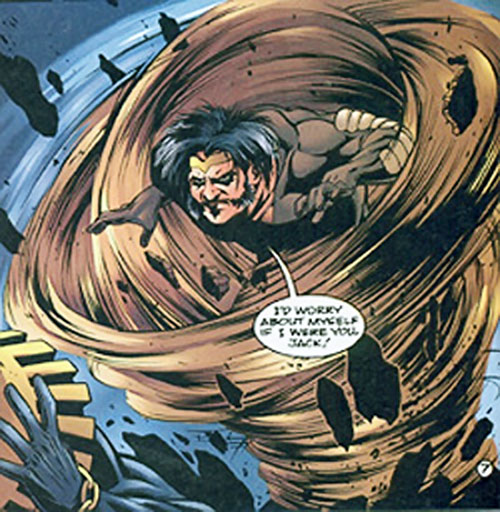 Dirt Devil (Ultraverse comics)