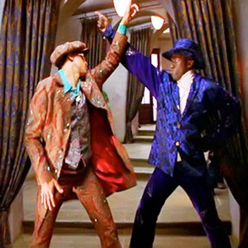 Disco Boys (Mystery Men) disco dancing 3/2
