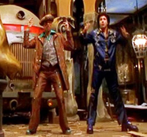 Disco Boys (Mystery Men) disco dancing 1/2