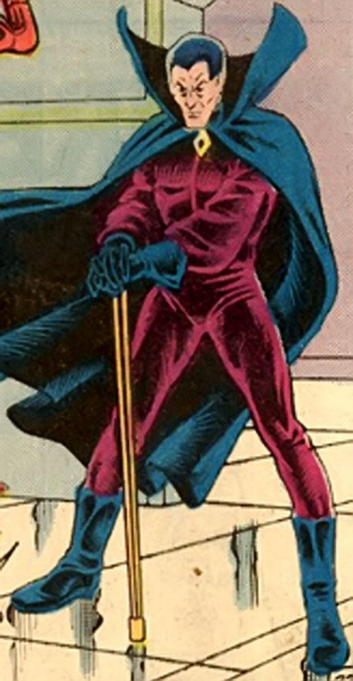 Doctor Dredd (Rom spaceknight enemy) (Marvel Comics)