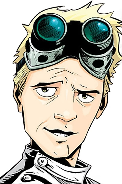 Doctor Horrible (Neil Patrick Harris) comic book face closeup