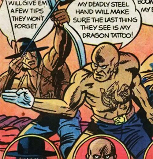 Doctor Steel (Big Jim action figure)