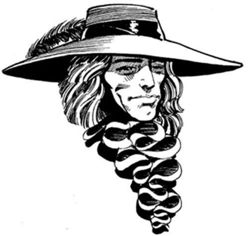 Doctor Tachyon (Wild Cards novels) portrait