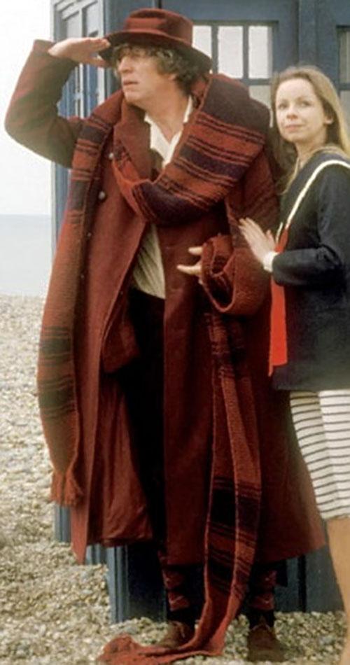Doctor Who (4th regeneration) (Tom Baker)