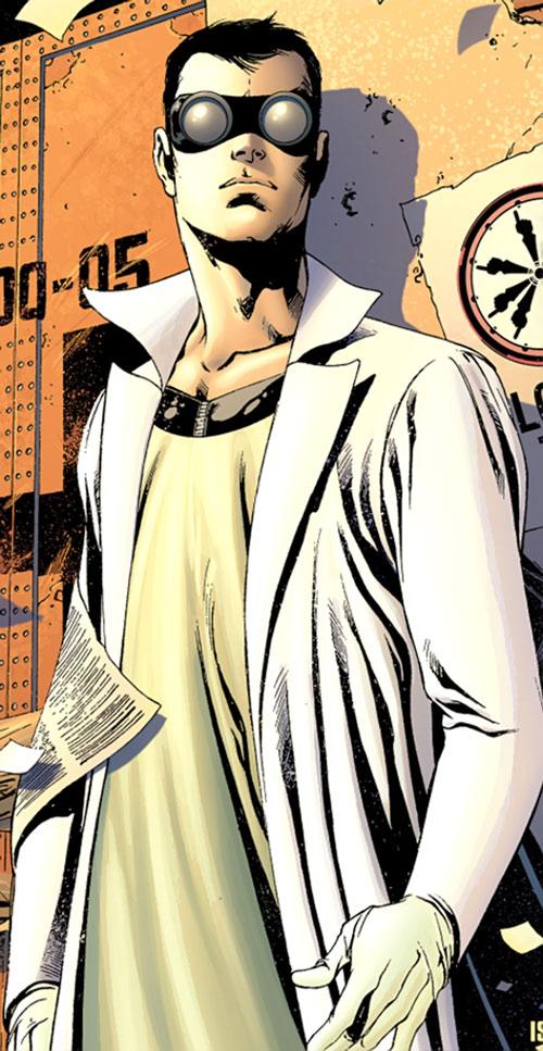 Doktor Sleepless (Ellis Avatar Comics) in sunlight