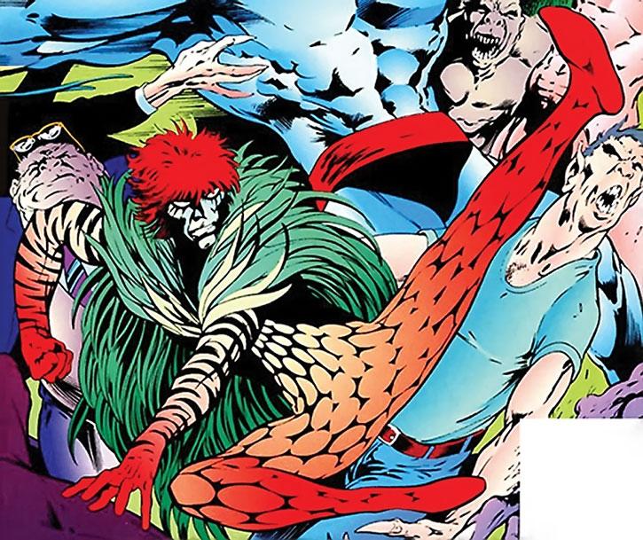 Dominic Destine - Marvel Comics - Clan Destine - Alan ...