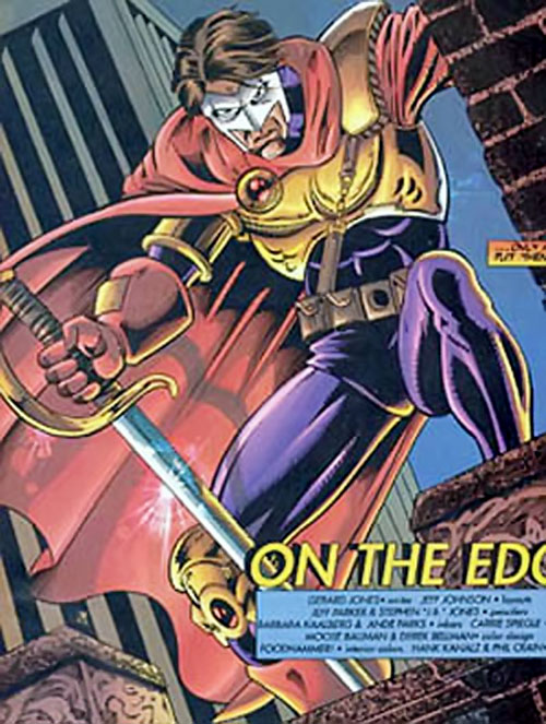 Double Edge (Solitaire enemy)