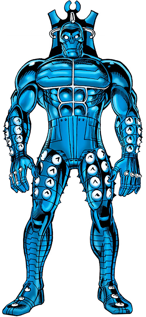 Dreadnought robot (Marvel comics)