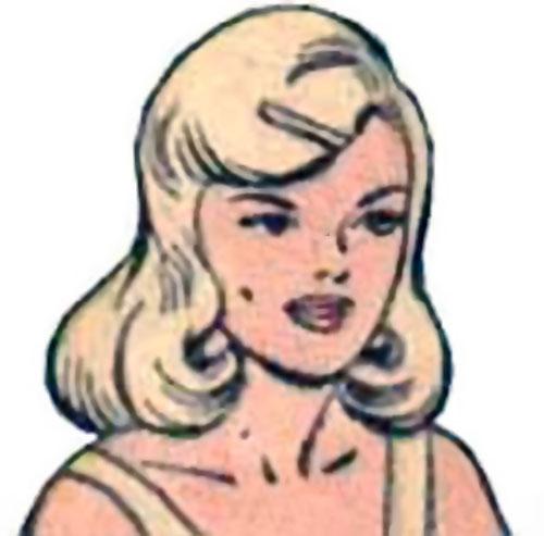 Dream Girl of the Legion of Super-Heroes (pre-reboot) (DC Comics) silver age portrait
