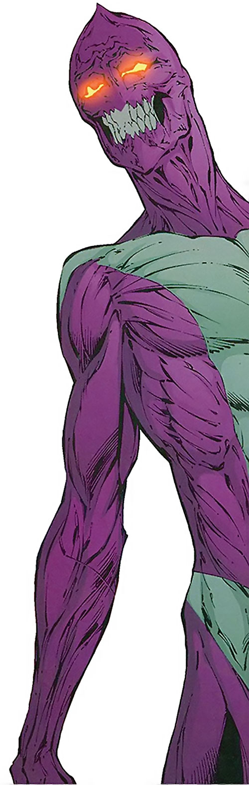 Dreamslayer of the Extremists (DC Comics) closer view