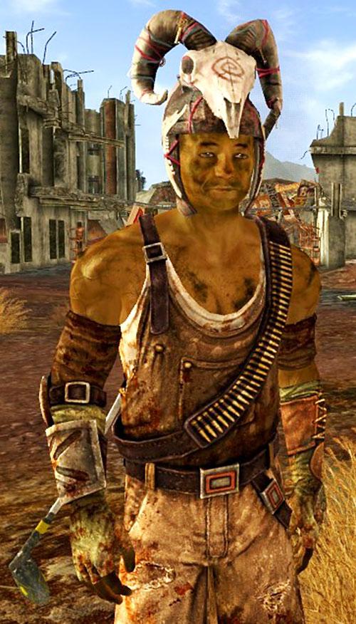 Driver Nephi (Fallout New Vegas)